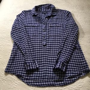 Madewell popover size small